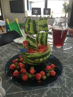 1 års fødselsdag - sjov med frugt