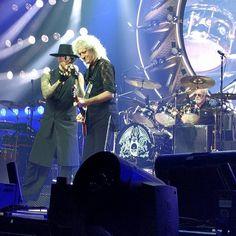 @tubehk The legendary Queen + Adam Lambert playing HK for the 1st time ever! #QueenHK2016 #queenadamlambert #queenadamlamberttour #queenadamlambertHK2016