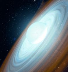 Scientists have discovered the first binary system ever known to consist of a black hole and a 'spinning' star – or more accurately, a Be-type star. Although predicted by theory, none had previously been found.