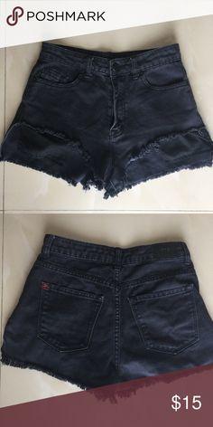 BDG denim shorts Great cutoff denim shorts BDG Shorts Jean Shorts