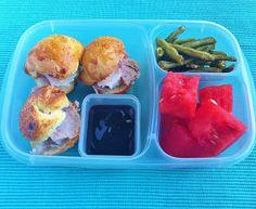Operation: Lunch Box: Day 162 - Pork Sliders