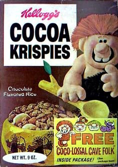 Cocoa Krispies Cereal