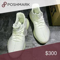 8c3be84eb Adidas yeezy sply v2 cream white men women Size  5-12.5  Color