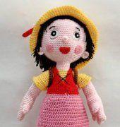Heidi Doll by AmigurumiTR (FREE) - German   http://www.amigurumitr.com/amigurumi-heidi.html