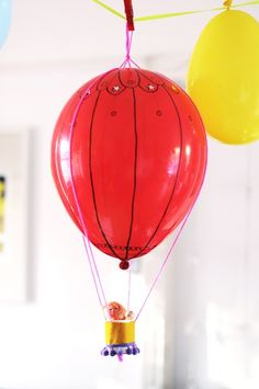 795andcounting: DIY Hot-air balloons