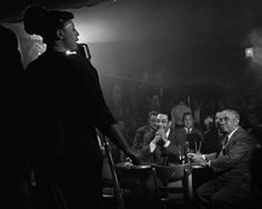 Ella Fitzgerald, Duke Ellington, and Benny Goodman