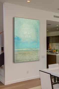 Marmont Hill Inc. | Run Away With Me Canvas Wall Art | HauteLook #marmonthill #wallart #homedecor #sylviacookphotography