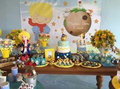 Tema de Festa: O Pequeno Príncipe - Crescer | Festa de aniversário