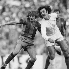 Allan #Simonsen #Barcellona contro Vicente #DelBosque #RealMadrid