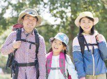 子供と登山!登る山の選び方と注意するべきポイント