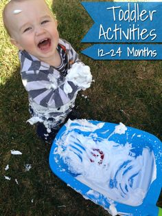 Toddler Activities | 12 - 24 Months