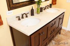 Bathroom Design Gallery : Bathroom Remodeling Photos : Bath 105