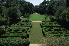 longue vue gardens
