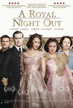 A Royal Night Out (2015) - HD - [EnglishArabic]