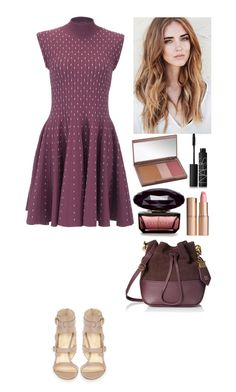 """""""Outfit"""" by eliza-redkina ❤ liked on Polyvore featuring Ivanka Trump, Urban Decay, NARS Cosmetics, Charlotte Tilbury, ZAC Zac Posen, StreetStyle, outfit, like, look and fall2015"""
