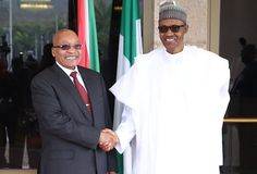 South Africa Will Not Forget Nigeria's Sacrifices And Support – Zuma