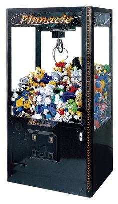 Pinnacle Crane Machine From ICE Games