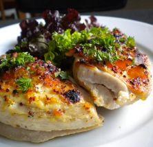 Seville Orange Chicken