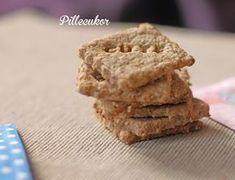 Pillecukor ♥: Babakeksz, nem csak babáknak (cukor-,tojás-,laktózmentes, vegán) Krispie Treats, Rice Krispies, Cukor, Homemade, Cookies, Food, Crack Crackers, Home Made, Biscuits