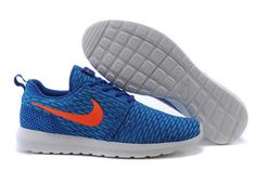Pick A Best Nike Roshe Run Flyknit Mens Game Royal Trainers New Nike Shoes, Nike Shoes For Sale, Nike Shoes Cheap, Running Shoes Nike, Sneakers Nike, Cheap Nike, Buy Cheap, Nike Roshe Run Black, Yeezy 350 Shoes