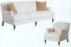 Flores Design Sullivan Sofa, Chair or Sectional - Portland Furniture