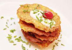 Sweet Potatoes Or Yams Recipe on Yummly Kosher Recipes, Healthy Recipes, Kosher Food, Thanksgiving Recipes, Holiday Recipes, Holiday Foods, Sweet Potato Latkes, Matzo Meal, Hanukkah Food