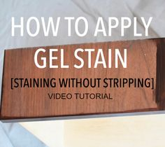 Gel Stain Color Guide Minwax Wood Stain Colors