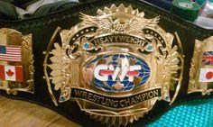 GWF Heavyweight title 1991-94