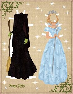 Witch of the West and Glinda