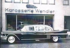 In 1963 King Ibn Saud ordered 2 1958 model Cadillacs fully bulletproofed and armoured for his personal use by Wendler. Interestingly the Grand Mufti of Jerusalem ordered a Mercedes 300 armoured...
