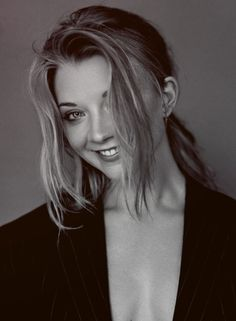 Natalie Dormer - she reminds me so much of Natasha Richardson in this picture