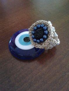 AAA cercasi creatività Crochet ring, Greece