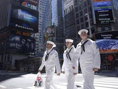 memorial day nyc fleet week