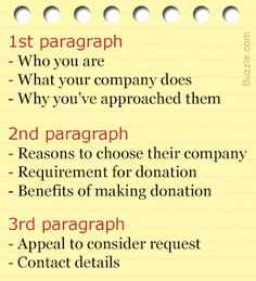 The sample donation request letter to a company will cover all important points that you need to know about how to formulate a proper sample donation letter.