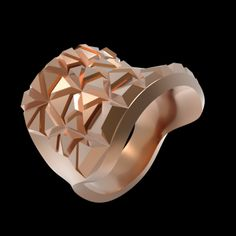 Contemporary 3D Printed jewellery