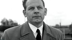 Former England manager Walter Winterbottom