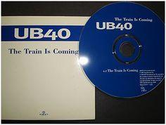 At £6.60  http://www.ebay.co.uk/itm/UB-40-The-Train-Comeing-PROMO-1-Track-MINT-CD-Virgin-DEPDDJ-52-1998-/251151468027