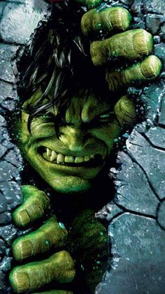 OMG Hulk is Coming  Plzz Give Him Some Spce