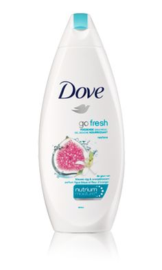 Dove douchegel, heerlijk zacht voor je huid!