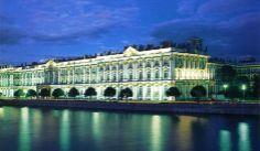 L'AMARONE ALLEGRINI VINO ROSSO DELL'ERMITAGE The Hermitage museum in St. Petersburg chooses Allegrini's Amarone as the representative wine of Italy.