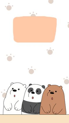 Cute Pastel Wallpaper, Cute Patterns Wallpaper, Cute Disney Wallpaper, Kawaii Wallpaper, Cute Wallpaper Backgrounds, We Bare Bears Wallpapers, Panda Wallpapers, Cute Cartoon Wallpapers, Cartoon Wallpaper Iphone