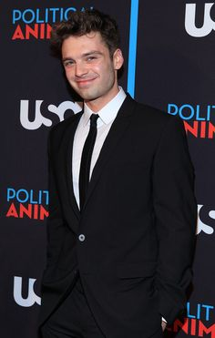 "Sebastian Stan Photos - Sebastian Stan attends USA Network's ""Political Animals"" New York Screening at The Morgan Library & Museum on June 25, 2012 in New York City. - USA Network's ""Political Animals"" New York Screening"