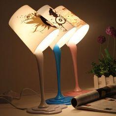 Sıradışı lambalar...