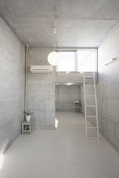 Static Quarry—Ikimono Architects