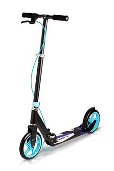 Fuzion CityGlide 2-Wheel Scooter, Black -- To view further for this item, visit the image link.