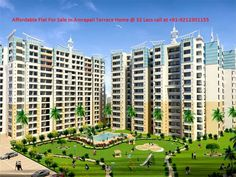 affordable flat for sale in amrapali  terrace home