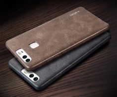 PU leather Phone Case Huawei P9, P9 plus Back Cover