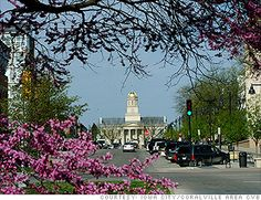 Iowa City, Iowa is #88 on our 2012 list of the Best Places to Live! Did your hometown make the cut?  http://money.cnn.com/magazines/moneymag/best-places/2012/snapshots/PL1938595.html
