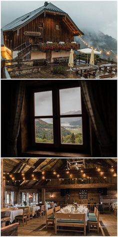 Charming mountain wedding hut Laimeralm in Austria. One of the most beautiful wedding venues in Austria Article Gallery Ideas] Rustic Wedding Venues, Inexpensive Wedding Venues, Beautiful Wedding Venues, Wedding Locations, Dream Wedding, Wedding Ideas, Picnic Table Wedding, Wedding Places, North Carolina