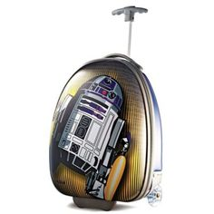Star Wars® R2-D2 18-Inch Upright Wheeled Suitcase
